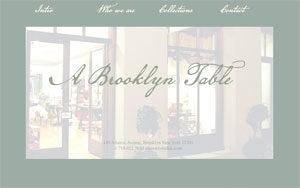 Home Furnishings Store Website