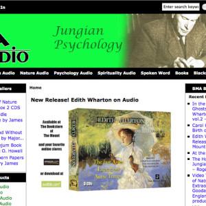 Audio Publisher Ecommerce Website