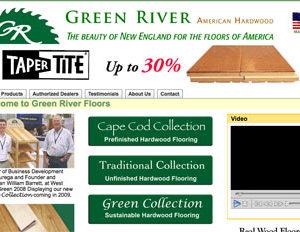 Lumber Supplier Website