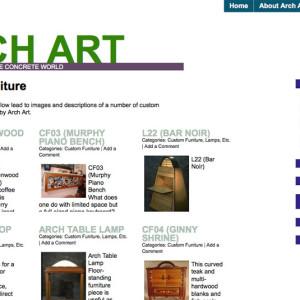 Assemblage Artists Website