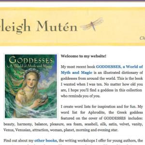 Site For Children's Book Author