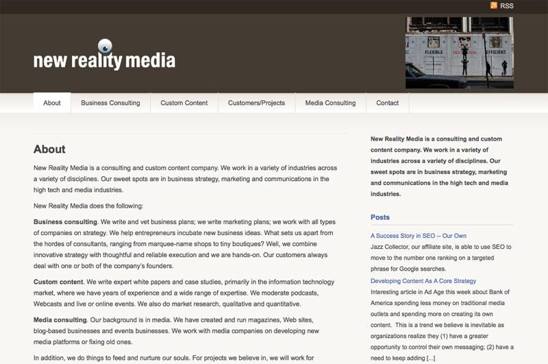 New Reality Media