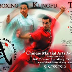 Martial Arts Website