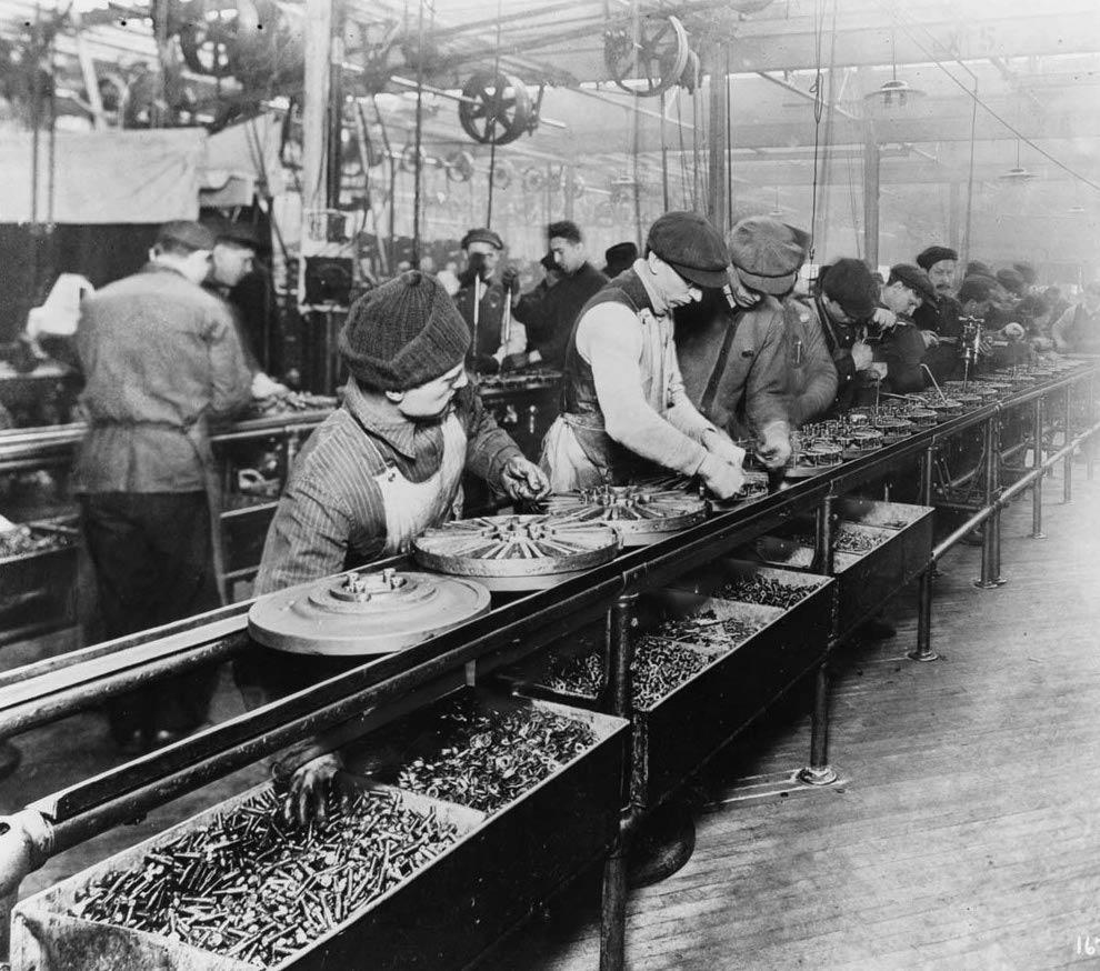 Meta Tag Sorting production line